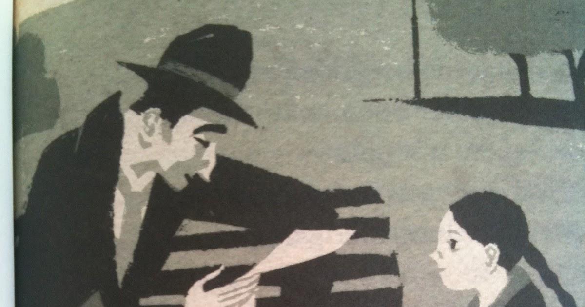 Kafka e a boneca viajante - capa de livro