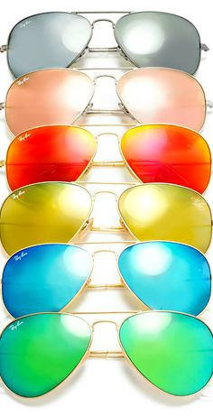 what-are-ray-ban-flash-mirror-lenses